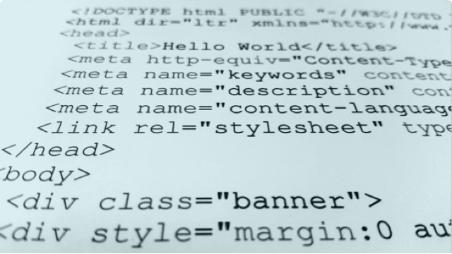 HTML-kod