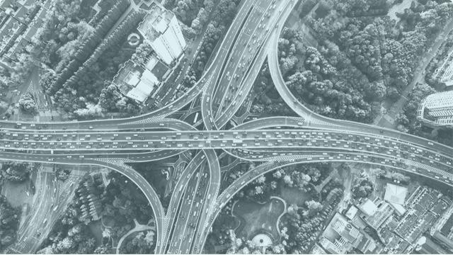 Arkitektur och vägar